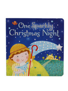 Children's Board Book: One Sparkly Christmas Night (0745962634)