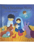 Children's Book: The Christmas Story (074596105)
