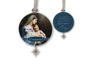 Hanging Ornament 8cm: Emmanuel (SCO102)