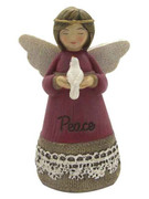Little Blessing Angel: Peace(ST7046)