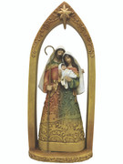 Holy Family Statue, 25cm (NST10112)