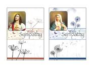 Sympathy Card(6): Religious Sympathy (CD20730)