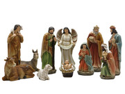 Nativity Set 11 pieces 14cm (NS10141)