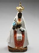 Plaster Statue: Our Lady of Tindari 40cm