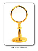 Lunette (small Monstrance): Gold (CW361)