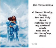 Paper Holy Card: The Homecoming (TJP862)
