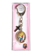 Keyring: Our Lady of the Rosary(KR0281RO)
