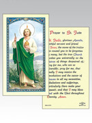 Holy Card(each): 800 SERIES - St Jude (HC8-075e)
