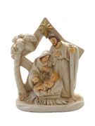 Mini Nativity Scene All-in-one 6.8cm(NST10198)