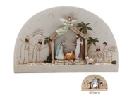LED Nativity Scene 12.5x19cm (NST10186)