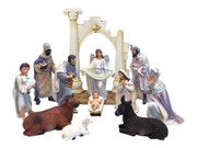 Nativity Set 11 pieces 20cm (NS91200)