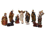 Nativity Set 11 pieces 12.5cm (NS10195)