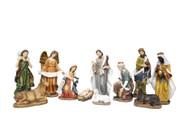 Nativity Set 11 pieces 9cm (NS10168)