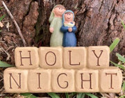 Bulk Christmas Decoration: Holy Night 6pk (NST84241)