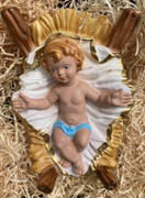 Baby Jesus Polyvinyl: 22cm (STF22CU)