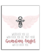 Lapel Pin Guardian Angel (LP40107)