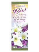 Easter Bookmark: He Has Risen (BME3921)