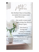 Holy Cards (pack100): Mother (HC7158)