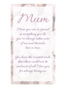 Holy Cards (each): Mum (HC7159e)