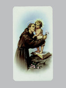 Holy Card(each)  Alba Series  St Anthony (HCALBA36e)