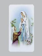 Holy Card (each): Alba Series - Bernadette and OL
