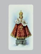 Holy Card(each): Alba Series - Infant Prague (HCALBA38e)