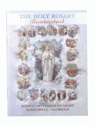 Booklet: Holy Rosary Illustrated (BK1000)