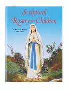 Childrens Book (StJPB) - #526 Scriptual Rosary for Children