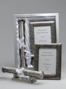 Christening Gift Set, Frame and Certificate Holder