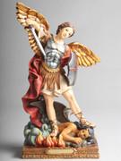 Resin Statue: St Michael 30cm(STR1219)