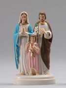 Plastic Magnetic Statue HOLY FAMILY