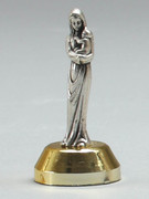 Magnetic Metal Statuettes: MOTHER & CHILD