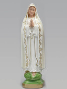 Plaster Statue: Our Lady of Fatima 30cm(ST3009)