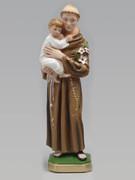 Plaster Statue: St Anthony 20cm (ST2011)