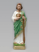 Plaster Statue: St Jude 30cm