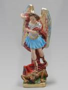 Plaster Statue, St Michael 30cm (ST3019)