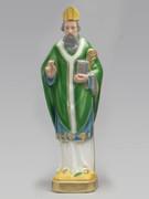 Plaster Statue: St Patrick 30cm (ST3020)