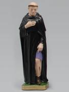 Plaster Statue: ST PEREGRINE 30cm