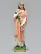 Plaster Statue: St Philomena 30cm (ST3043)
