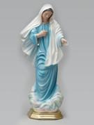 Plaster Statue: O.L.Medjugorje 30cm