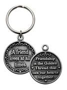 Metal Keyring:  FRIENDS