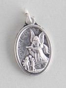 Silver Oxide Medal: Guardian Angel (ME02210)