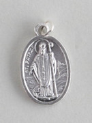 Silver Oxide Medal: St Patrick (ME02220)