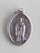 Silver Oxide Medal: St Martin de Porres (ME02252)