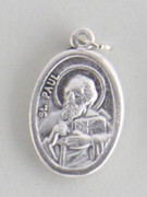 Silver Oxide Medal: St Paul (ME02264)