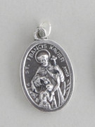 Silver Oxide Medal: St Francis Xavier (ME02290)
