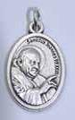 Silver Oxide Medal:  Saint John XXIII