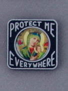 Car Plaque, Protect Me Everywhere: OLPS