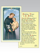 Holy Cards: 800 SERIES - St Anthony