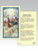 Holy Cards: 800 SERIES - Holy Trinity